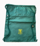 Hockley Senior P.E. Bag - Green
